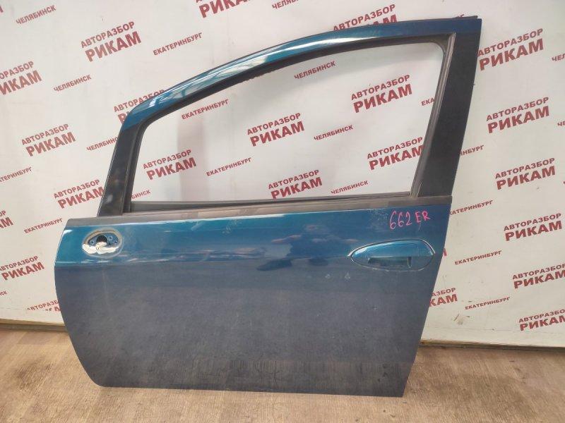 Дверь Fiat Punto 199 350A1000 2013 передняя левая
