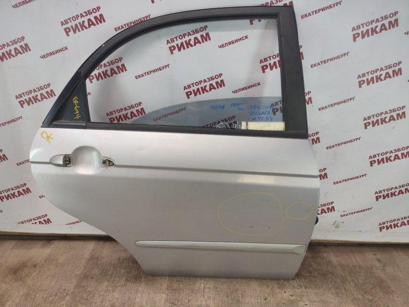 Дверь Kia Cerato LD G4GC 2004 задняя правая