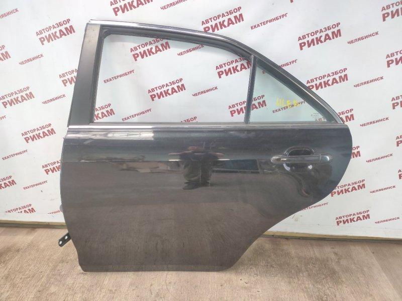 Дверь Toyota Camry ACV40 2AZ-FE 2011 задняя левая