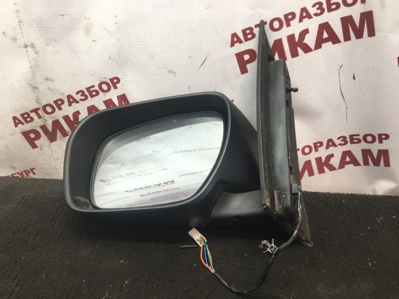 Зеркало Mazda Cx-7 ER19 L5-VE 2010 левое