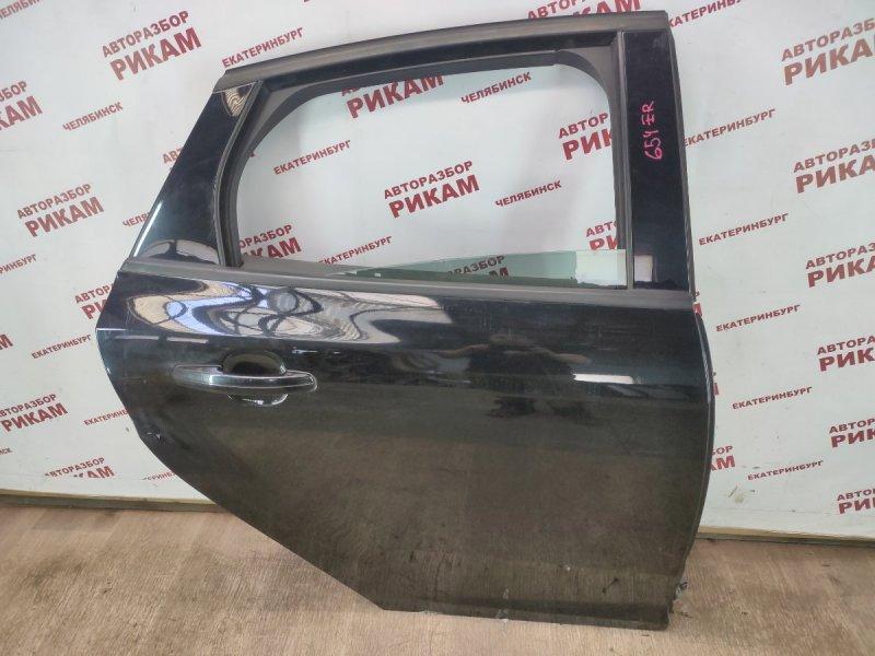 Дверь Ford Focus 3 CB8 MGDA 2011 задняя правая