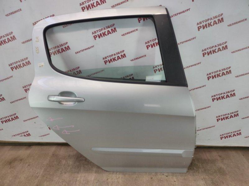 Дверь Peugeot 308 4A EP6DT 2009 задняя правая