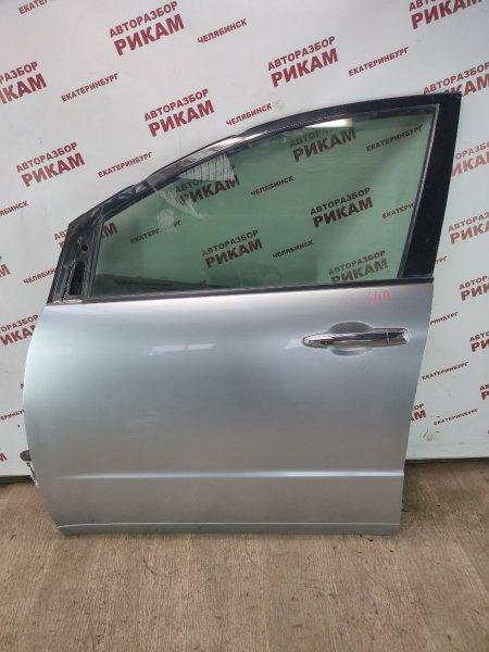 Дверь Subaru Tribeca WXF EZ36D 2012 передняя левая