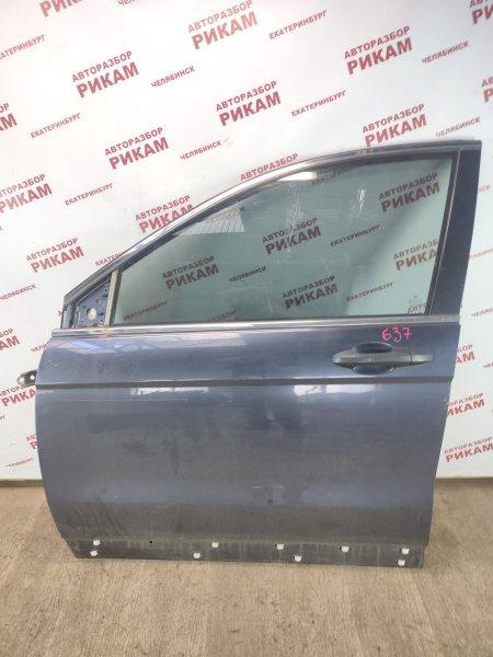 Дверь Honda Cr-V RE7 K24Z1 2010 передняя левая