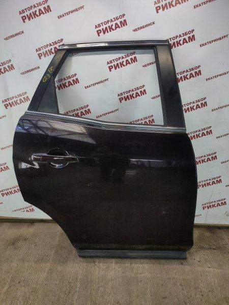 Дверь Mazda Cx-7 ER19 L5-VE 2010 задняя правая