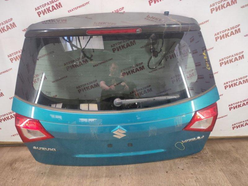 Дверь багажника Suzuki Vitara LY M16A 2018