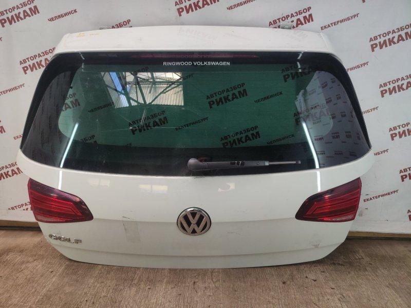 Дверь багажника Volkswagen Golf Vii 5G1 CZDA 2018