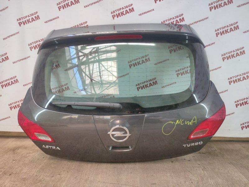 Дверь багажника Opel Astra J 68 A14NET 2012