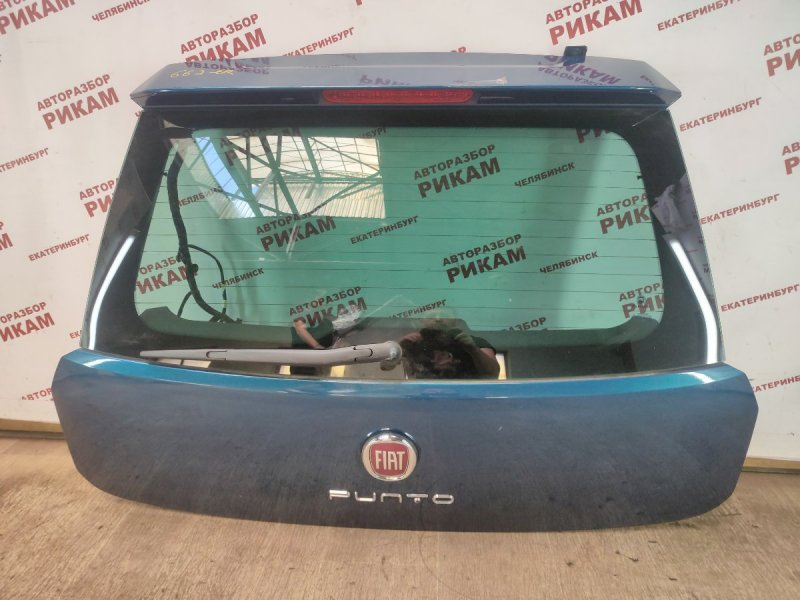 Дверь багажника Fiat Punto 199 350A1000 2013