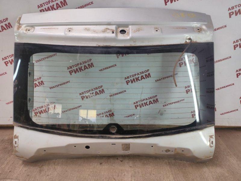 Стекло 5-й двери Dodge Caliber PM ECN 2011