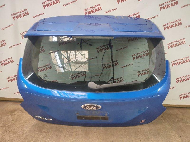 Дверь багажника Ford Focus 3 CB8 MGDA 2013
