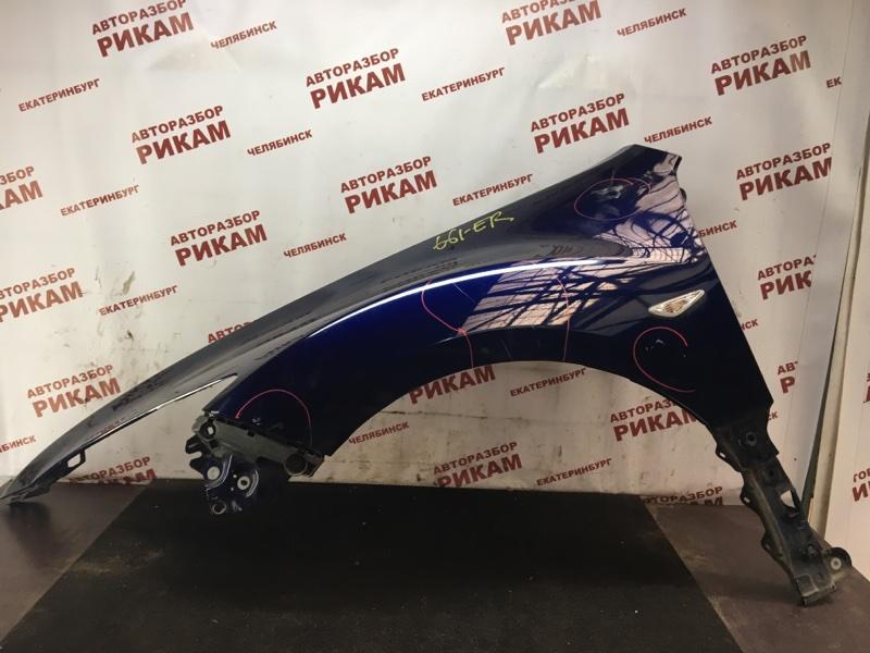 Крыло Mazda Mazda6 GH L5-VE 2010 переднее левое