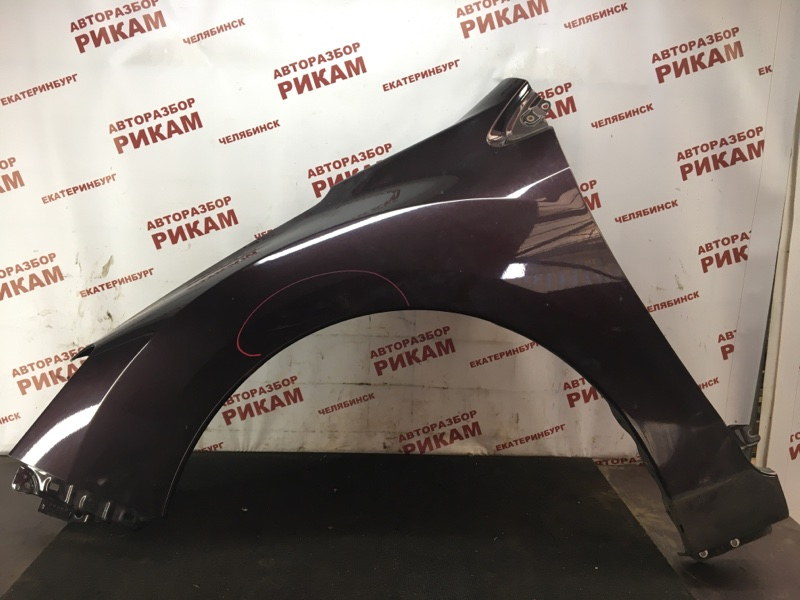 Крыло Subaru Impreza GJ7 FB20A 2012 переднее левое
