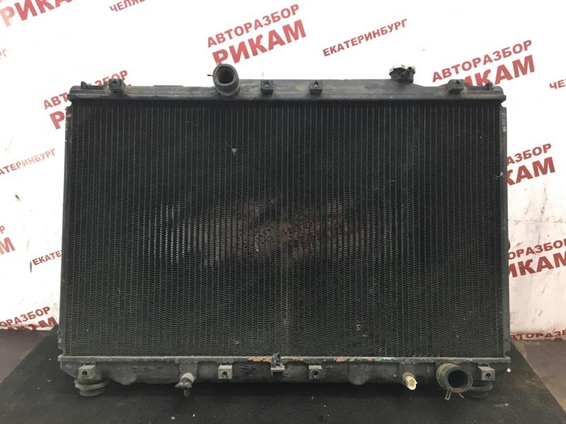 Радиатор охлаждения Toyota Camry SXV10 5S-FE 1996