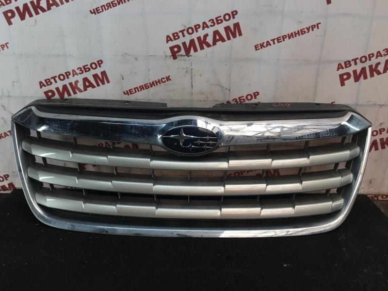 Решетка радиатора Subaru Tribeca WXF EZ36 2012 передняя