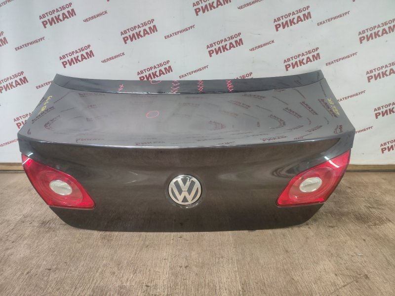 Крышка багажника Volkswagen Passat Cc 358 CBBB 2010