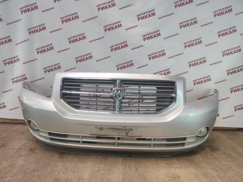 Бампер Dodge Caliber PM ECN 2011 передний