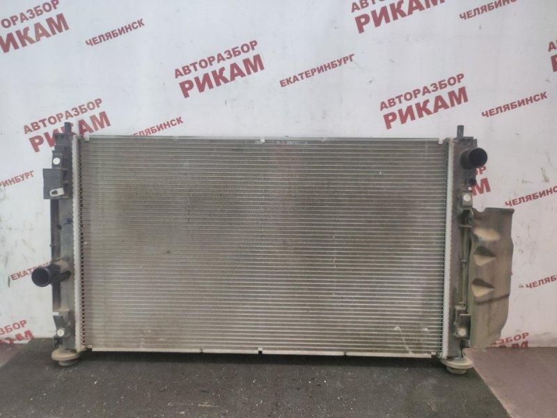 Радиатор охлаждения Dodge Caliber PM ECN 2011