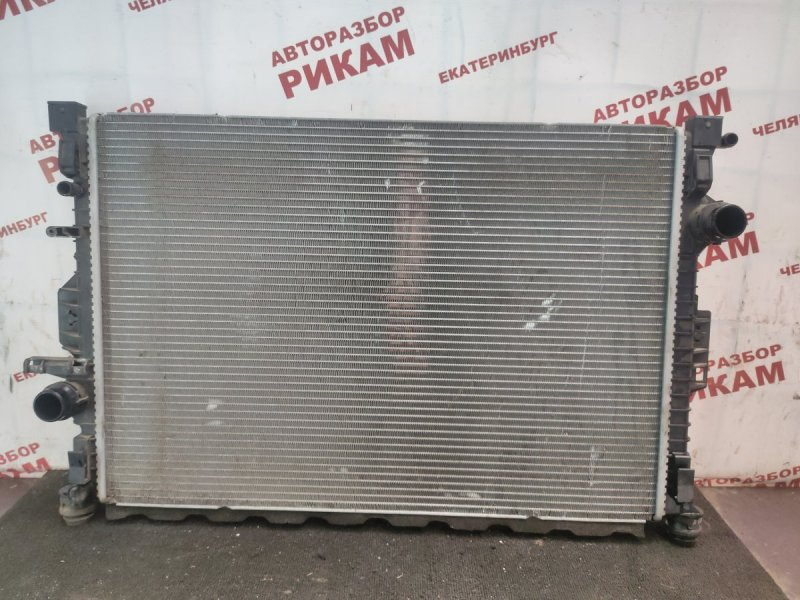 Радиатор охлаждения Ford Mondeo BD SEBA 2007