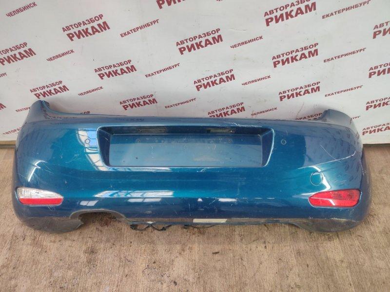 Бампер Fiat Punto 199 350A1000 2013