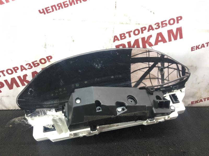 Панель приборов Toyota Yaris NCP90 2NZ-FE 2009