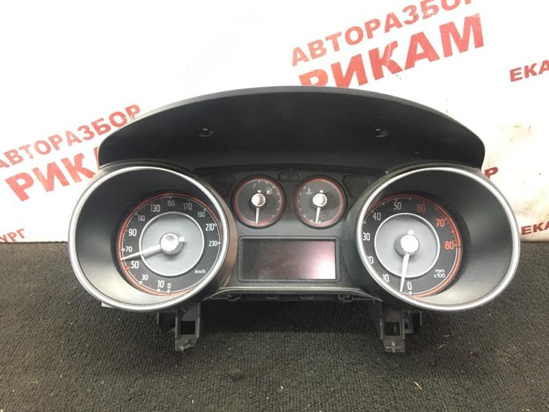 Панель приборов Fiat Punto 199 350A1000 2013