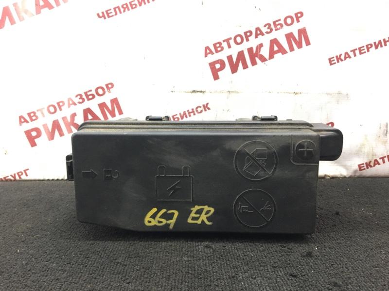 Блок предохранителей Opel Antara L07 LE9 2015