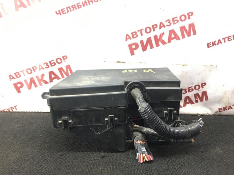 Блок предохранителей Mazda Cx-7 ER19 L5-VE 2010