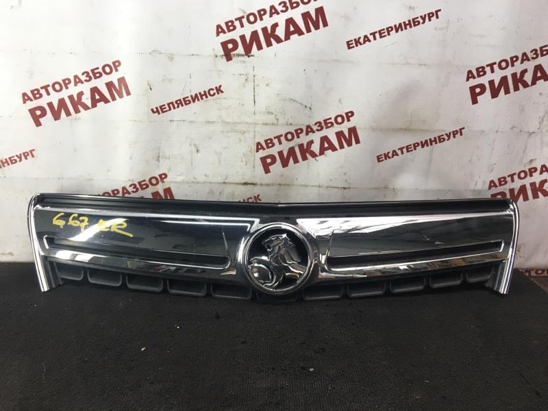 Решетка радиатора Opel Antara L07 LE9 2015