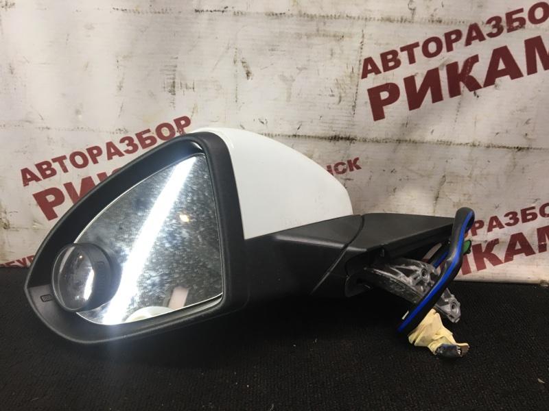 Зеркало Volkswagen Golf Vii 5G1 CZDA 2018 левое