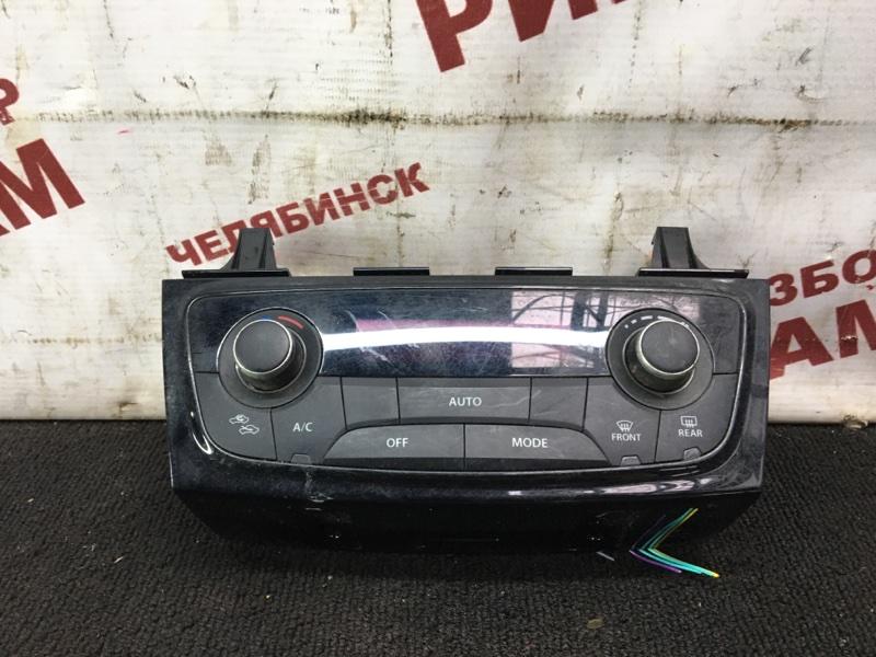Блок климат-контроля Suzuki Vitara LY M16A 2018