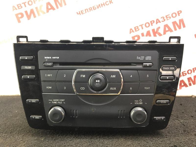 Магнитола Mazda Mazda6 GH L5-VE 2010