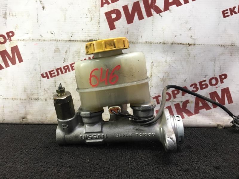 Главный тормозной цилиндр Nissan Pulsar EN15 GA16DE 1999