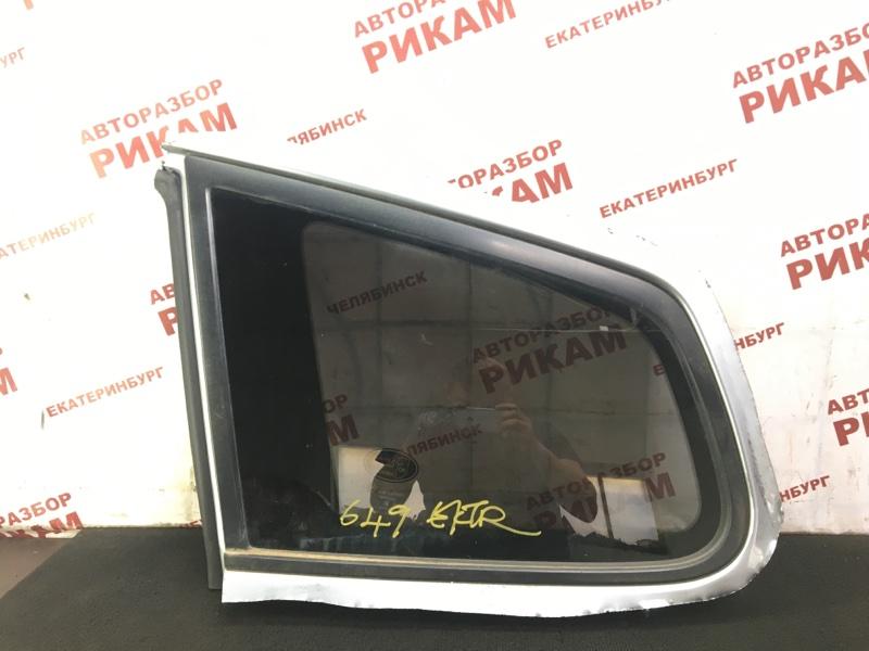 Стекло кузова боковое Subaru Tribeca WXF EZ36 2012
