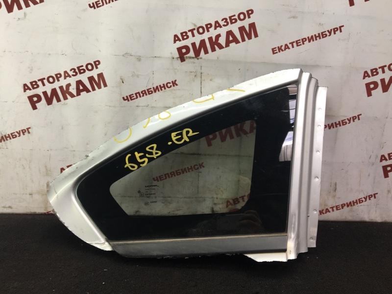 Стекло кузова боковое Dodge Caliber PM ECN 2011