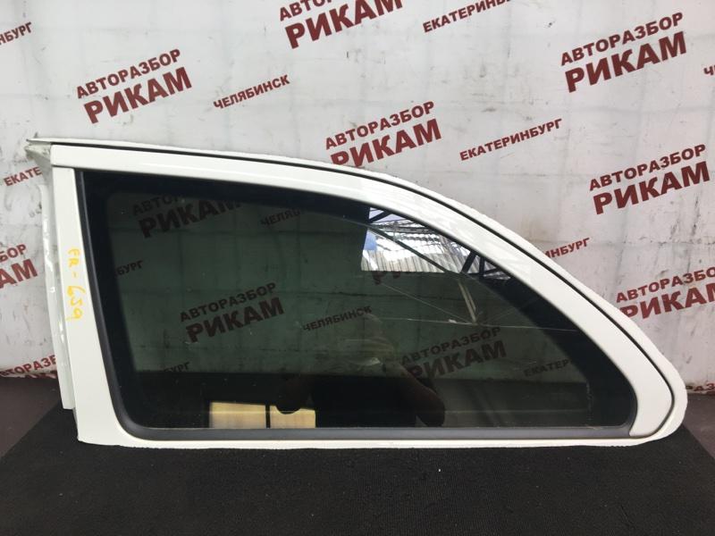 Стекло кузова боковое Skoda Octavia A5 1Z5 CAXA 2012