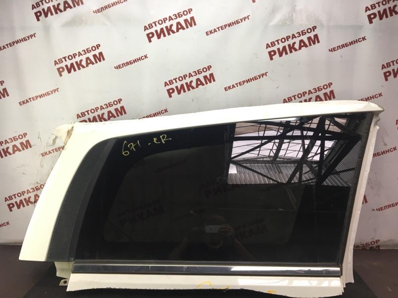 Стекло кузова боковое Great Wall Hover H5 4G69S4N 2011