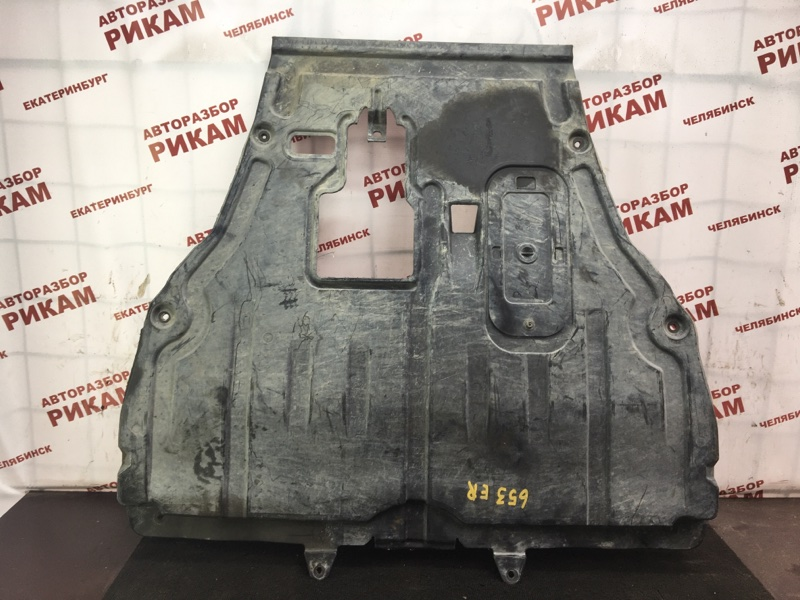Защита двигателя Mazda Cx-7 ER19 L5-VE 2010