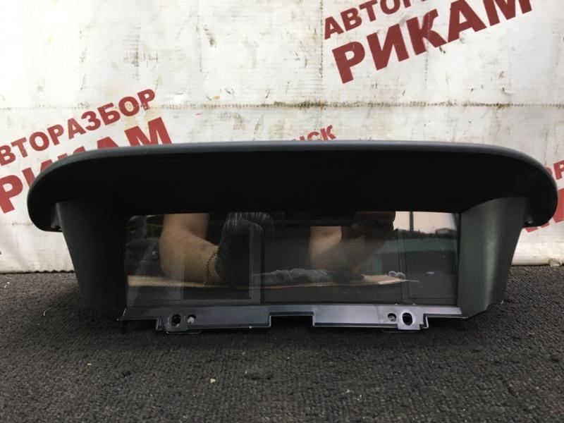 Дисплей информационный Subaru Impreza GJ7 FB20A 2012