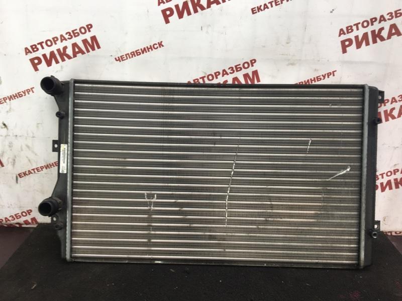 Радиатор охлаждения Skoda Octavia A5 1Z5 CAXA 2012