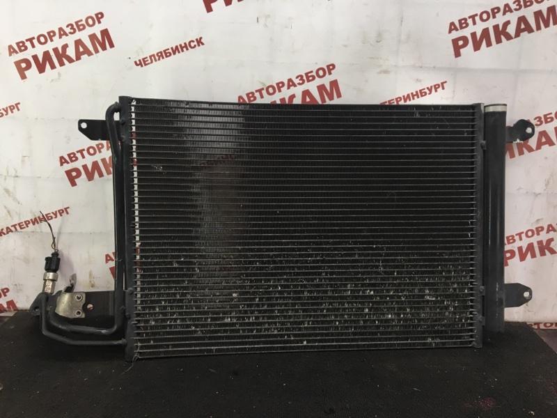 Радиатор кондиционера Skoda Octavia A5 1Z5 CAXA 2012