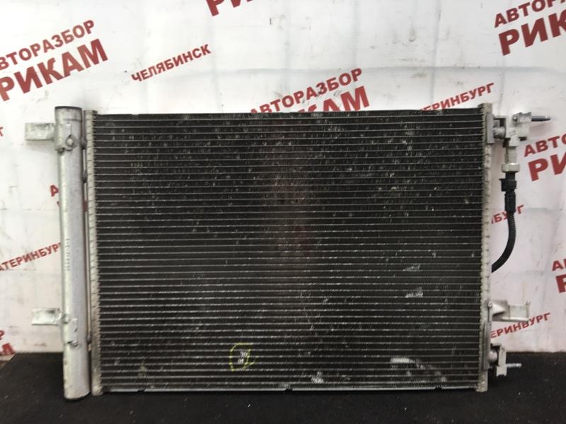 Радиатор кондиционера Opel Astra J 68 A14NET 2012