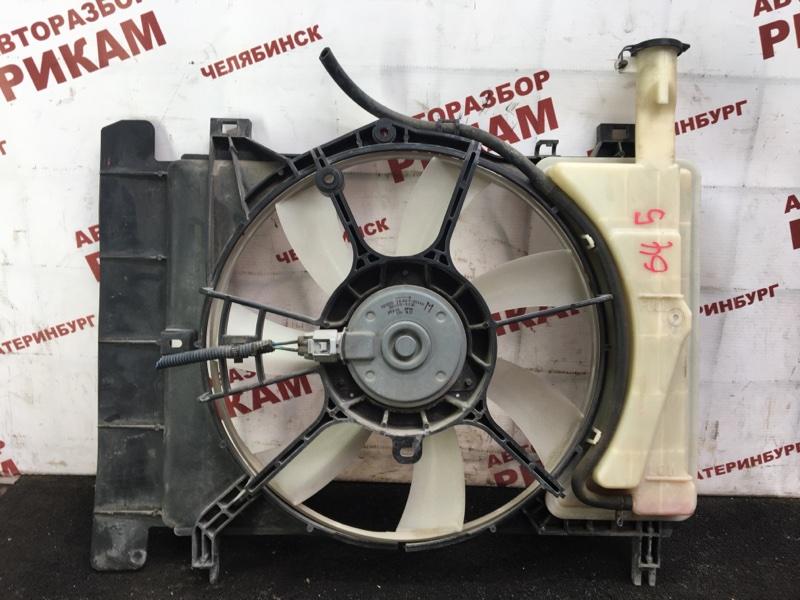 Диффузор Toyota Yaris NCP90 2NZ-FE 2009