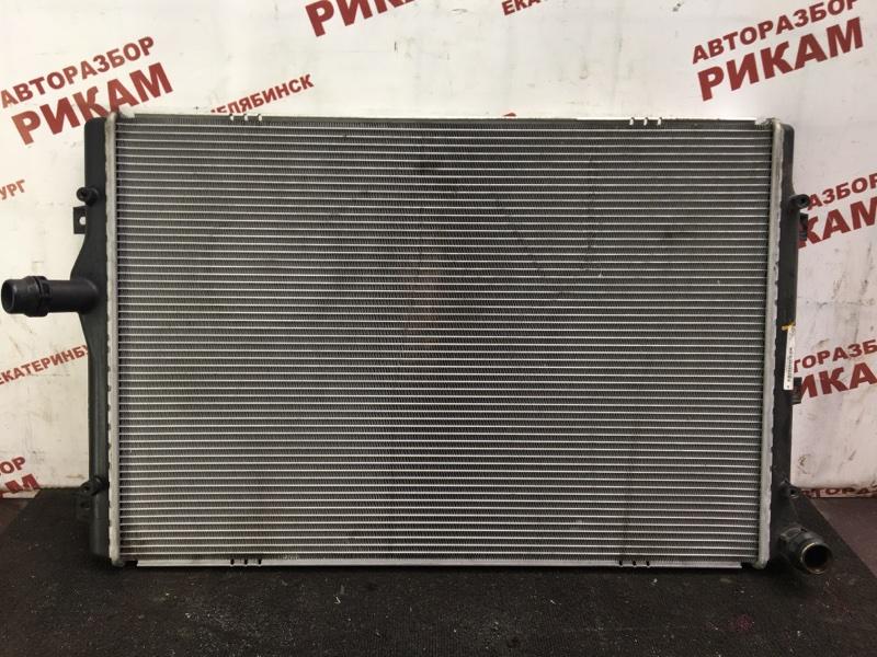 Радиатор охлаждения Volkswagen Passat Cc 358 CBBB 2010