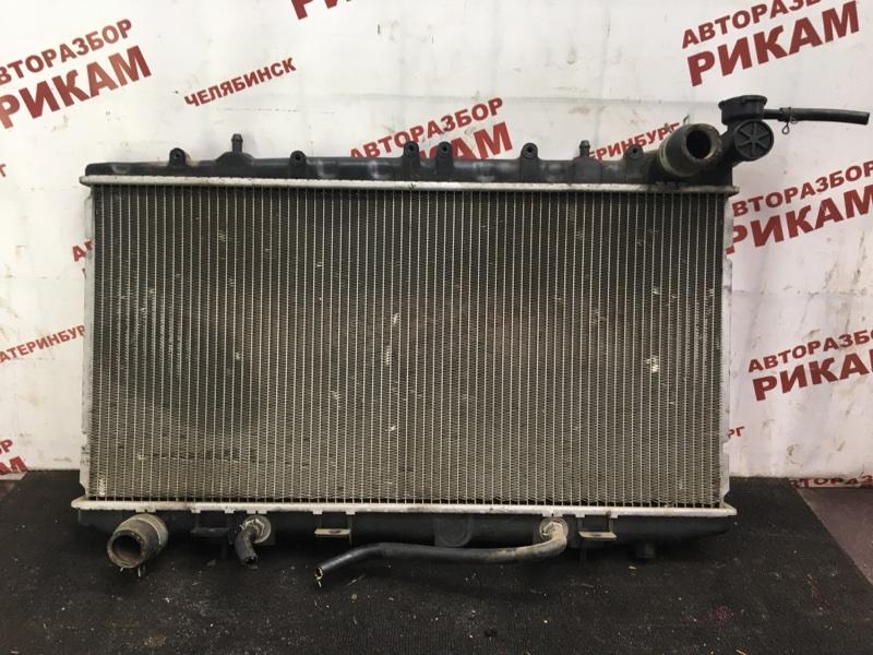 Радиатор охлаждения Nissan Pulsar EN15 GA16DE 1999