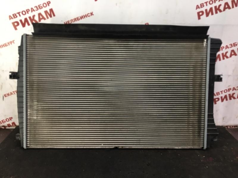 Радиатор охлаждения Volkswagen Golf Vii 5G1 CZDA 2018