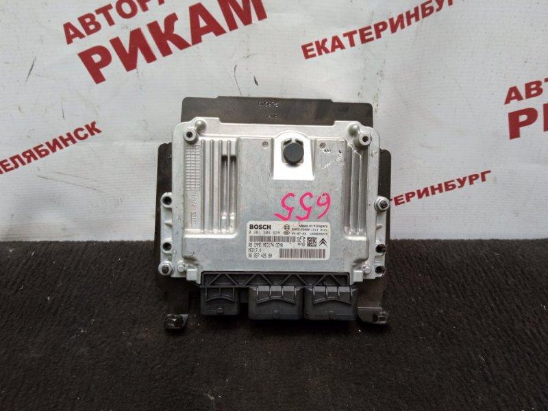 Блок управления Peugeot 308 4A EP6DT 2009