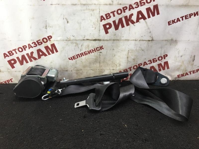 Ремень безопасности Peugeot 308 4A EP6DT 2009 передний правый