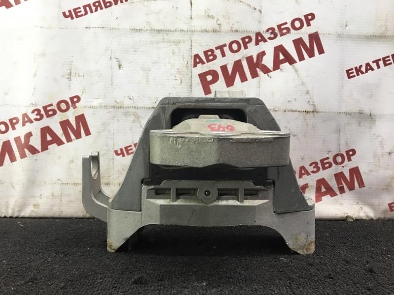 Подушка двс Opel Astra J 68 A14NET 2012 правая