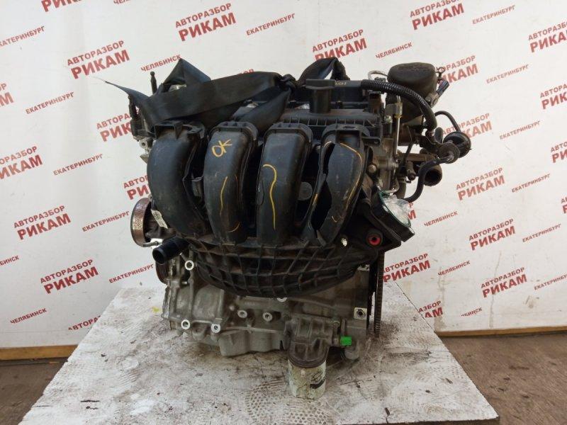 Двигатель Ford Focus 3 CB8 MGDA 2011
